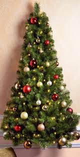 Wall Christmas Trees Studio Blog Christmas Tree Ideas For Small Spaces