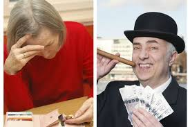 Health gap between rich and poor pensioners growing in Scotland with less  well off having to work longer - Daily Record