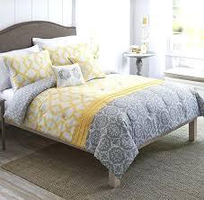 green and yellow bedding better homes gardens gray medallion 5 piece comforter set mint crib