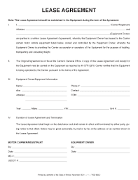 Vehicle Lease Agreement Sample 26 Printable Vehicle Lease Agreement Forms And Templates Fillable