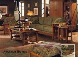 craftsman style living room furniture. mission style decorating stunning solid oak living room set u0027american themesu0027 collection craftsman furniture