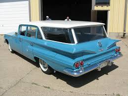 All Original: 1960 Chevrolet Brookwood | Bring a Trailer