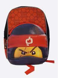 Lego Ninjago 3D EVA Backpack with Front Pocket-kai