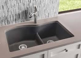 Blanco PRECIS Undermount Composite 18 In 134 Bowl Kitchen Sink Blanco Undermount Kitchen Sink