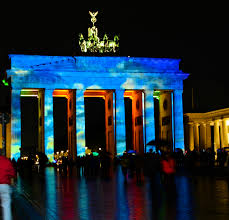 Berlin Festival Of Lights Tour Berlin Festival Of Lights Tips And Information Well