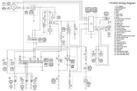 yfz 450 wiring diagram wiring diagram site