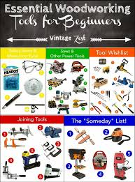 woodworking tools list. essential woodworking tools for beginners: a wishlist! on diane\u0027s vintage list l
