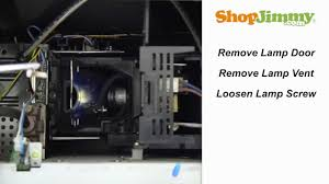 samsung tv lamp. samsung dlp tv repair - replacing \u0026 installing bp96-01472a lamp how to fix tvs youtube tv