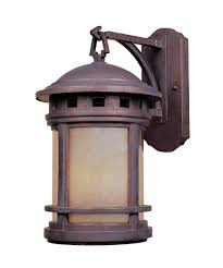 mediterranean outdoor lighting. Shown In Mediterranean Patina Finish And Amber Glass Outdoor Lighting T