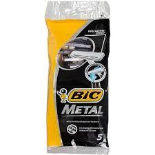 <b>Bic Metal</b> - одноразовый <b>бритвенный станок</b> с метталической ...