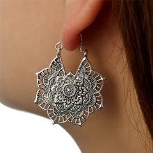 Boho <b>Vintage</b> Gypsy <b>Ethnic Earrings</b> Promotion-Shop for ...