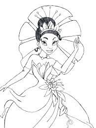 clean princess tiana coloring sheets h9226 coloring pages princess coloring pages princess coloring pages