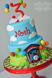 Thomas The Train Cake By K Noelle Cakes Cakes Transportation