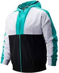 New Balance Men's NB Athletics Windbreaker ... - Amazon.com