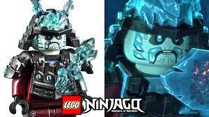 ALL 25+ LEGO Ninjago Season 11 Minifigures vs Animated Episodes! - YouTube