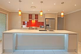kitchen under bench lighting.  Under LED Strip Lighting Intended Kitchen Under Bench G