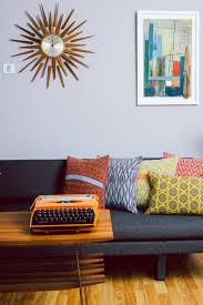 portland mid century furniture. portland mid century furniture enticing apartment living room design ideas showcasing fascinating grey long couch near brilliant coffee n
