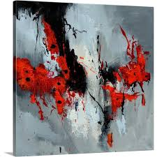 greatbigcanvas abstract 5561701 by pol ledent canvas wall art 2544961 24 24x24 the home depot