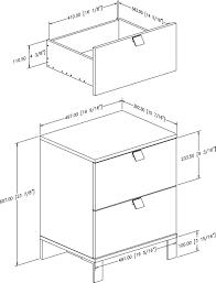 Full Size of Nightstandsplendid Standard Nightstand Height Hemnes Side  Table Black Brown Ikea Size