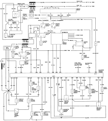 1990 ford wiring diagram lights 1990 F250 Alternator Wiring Diagram Chevy One Wire