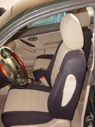 subaru forester front seat cover 2001 2002