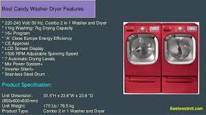 best washer dryer. Best Candy Washer Dryer