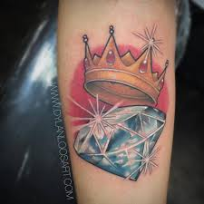69 Magnificent Crown Tattoo Ideas For People Who Are Majestic By Nature