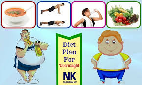 Diet Chart For Obese Person 24 Best Tips From Diet Plan For Overweight People