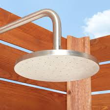 Outdoor Shower Stainless Steel Exposed Outdoor Shower Outdoor