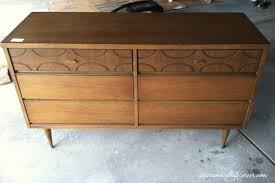 mid century modern furniture restoration. thursday things new blog design a mid century modern thrift throughout dresser furniture restoration