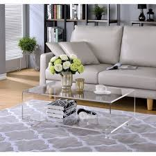 furniture clear coffee table fresh clear acrylic coffee table writehookstudio clear acrylic coffee table