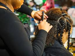 natural hair care specialist continuing