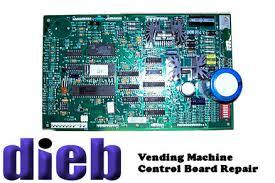 Vending Machine Control Board Repair Cool Dieb Royal Vendors Machine Control Board Repair
