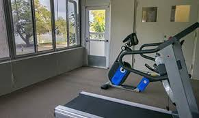Image result for senior with home gym