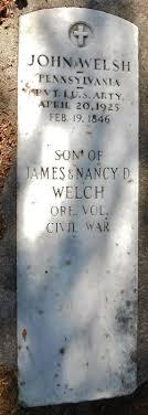 John Wesley Welch (1846-1925) - Find A Grave Memorial