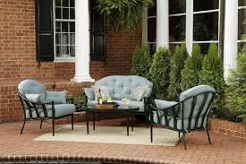 chandler 4pc outdoor seating set get your sumptuous at kmart regarding jaclyn smith furniture prepare 5