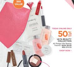 ulta fall haul event today only platinum perks possible wednesday beauty break gift with purchase
