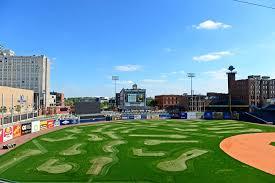 Toledo Mud Hens Unveil Links At Fifth Third Field Ballpark