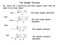 square root of standard deviation math variance is the square root of standard deviation true or