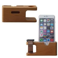 charging dock wood holder for apple watch iphone wood free ideas of diy phone charging station