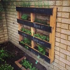 diy pallet vertical garden projects
