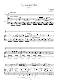rieding concertino op i com rieding concertino in g major op 24 i allegro moderato
