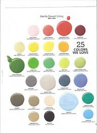 Paint Colors Martha Stewart Living May 2009 Paint For