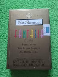 Nat Sherman Lights