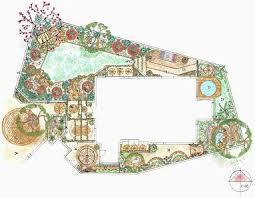 Small Picture Rose Garden Design Plans Native Garden Design