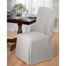 parsons chair slipcovers. Plain Slipcovers Cotton Herringbone Dining Chair Slipcover For Parsons Slipcovers