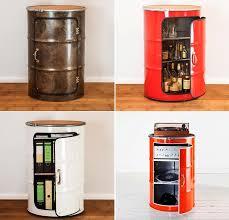 drum furniture. Oil Drum Furniture By Lockengeloet_1 T