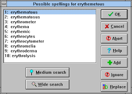 Medical Spelling Checker At Welford Chart Notes