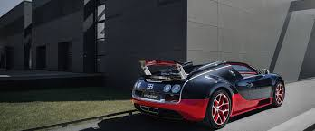Appropriately called the bugatti chiron 110 ans bugatti, french for 110 years of bugatti, the hypercar is all about honoring its french heritage. Bugatti Veyron 16 4 Grand Sport Vitesse