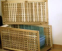 diy wood pellet litter box